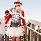 Neugeborener ursprünglicher Baby-Träger umschlingt Sicherheits-Säuglingskind-Träger-Rucksack