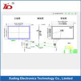"""높은 감도 7.0 """" 인치 TFT-LCD를 위한 전기 용량 접촉 위원회"""
