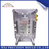 Modelagem por injeção plástica para a peça plástica médica do Surdo-Dae (dispositivo automático de entrada)