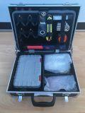 Новый случай инструмента типа 2017, алюминиевый случай инструмента, резцовая коробка высокого качества с палитрой (KeLi-Tool-818)