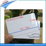El plástico imprimible del blanco del PVC de la identificación de la inyección de tinta en blanco de la tarjeta carda a vendedor