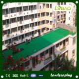 Grama artificial da grama do telhado