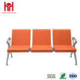 광동 공장에서 도매 현대 4-Seater PU 기다리는 의자