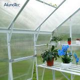 알루미늄 4mm 폴리탄산염 장 정원 온실