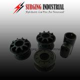 CNCの旋盤の機械化の部品、CNCのプラスチック機械化の部品、CNCの回転部品