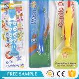La venta al por mayor plástica de la alta calidad embroma el cepillo de dientes