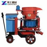 Machine sèche humide à haute pression de béton projeté pour la construction