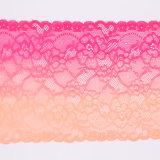 Оптовый Bi-Color шнурок франчуза способа тканья