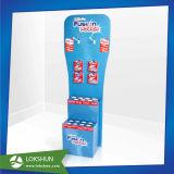 Étalage de carton d'étalage de papier de Snickers de promotion de supermarché