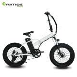 20 pollici che piegano la bici grassa elettrica piegante elettrica della E-Bici della bici 48V 500W