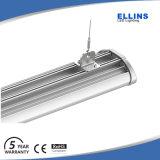 Luz linear suspendida 100With120With150With180With200W elevada lisa do diodo emissor de luz do louro