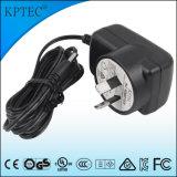 12V 0.5A AC Adapter met Saa- Certificaat Adapte