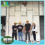 Leichter Faser-Kleber-energiesparende zusammengesetzte Wände der Isolierungs-ENV