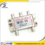 4-Ways 5-2400MHz HF-Teiler für Satellitensignal geben 4 Adapter frei