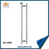 Traitement en verre de blocage de porte d'acier inoxydable de la normale 304