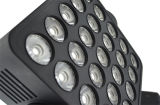 matriz principal móvil de 25PCS 12watt RGBW 4in1 LED con el CREE LED