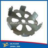 Fabricação de metal feita sob encomenda da folha com carimbo, dobrando-se, solda, perfurando