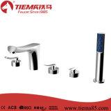 Faucet montado plataforma do misturador do chuveiro do banho maria de Hot&Cold (ZS80608)