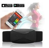 Nuovo sensore di Bluetooth 4.0 della cinghia della cassa del video di frequenza cardiaca di disegno di alta qualità
