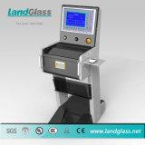 Landglass forçou a máquina endurecer do vidro liso da conveção