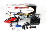 Rtf eléctrico del helicóptero del metal profesional aeroacrobacia RC