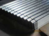Corrugated galvanizzato Steel Sheet per Outside Wall o Roof