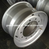 トラックの鋼鉄車輪の縁、鋼鉄車輪の縁、鋼鉄縁、トラックの縁