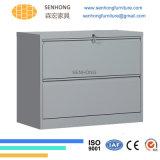Шкаф для картотеки 2 ящиков боковой для хранения документов