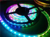 Ws2812b imprägniern Beleuchtung DC5V 60LED/M LED Streifen RGB-Digital