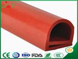 Sello de goma de la protuberancia del PVC de Nr del silicón/sello de puerta