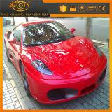 Película desobstruída lustrosa elevada do PVC da proteção da pintura de corpo do carro