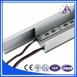 LEDのストリップのためのアルミ合金のプロフィール