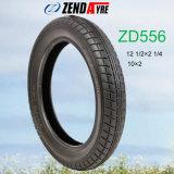 Ecofriendly 유럽 기준 12 1/2× 2 1/4의 유모차 타이어