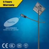 Éclairage LED solaire de rue de qualité