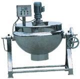 Inclinar-Tipo caldera vestida de calefacción eléctrica del acero inoxidable