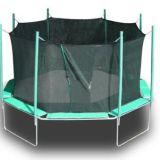 Trampoline 10FT круглый с 3 W-Форменный ногами для детей
