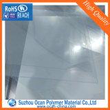 Strato trasparente rigido del PVC dei piedi 3*6 per la casella piegante