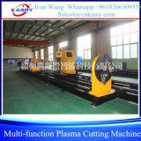 Kasry 관 관과 단면도를 위한 다기능 CNC 플라스마 절단 경사지는 기계