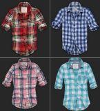 Camisas ocasionales de la marca de fábrica de la manera