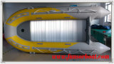 barche gonfiabili di sport di 4.3m con il pavimento di alluminio