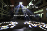 2r 132W Mini Beam Moving Head Light
