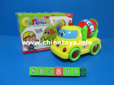 En71 Approval B/O Toy Battery Operated Cartoon Car Toy com Music & Light (877501)