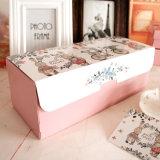 高品質の卸売のための安い方法デザイン白い四角の板紙箱