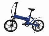 20 인치 전기 여행 자전거