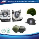 Molde plástico das peças do capacete da injeção