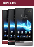 Téléphone cellulaire/bon marché téléphone en gros de Soni Lt18/Lt22/Lt25/Lt26/Lt26W
