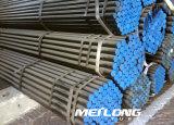 Tubo inconsútil del cambiador de calor del acero de carbón de ASME SA179
