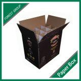 Wein-Flaschen-verpackenkasten-Hersteller (FP3004)