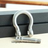 持ち上がることのためのステンレス鋼の弓手錠