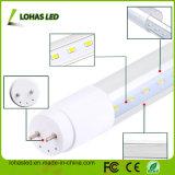高い内腔7W 9W 18W 24W 25W 2FT 4FT 5FT T5 T8のアルミニウム冷たく暖かい白LEDの管ライト